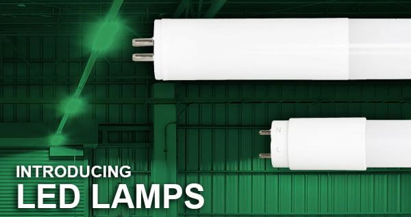 Atg Led Introduces Led Lamps