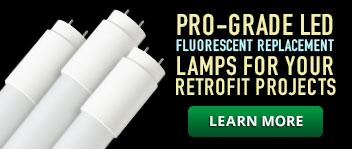 Atg Led Lighting Sidebar Lamps