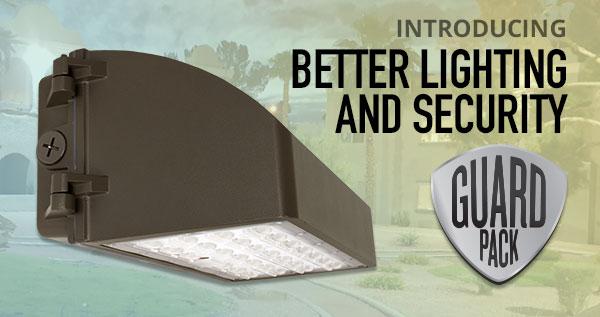 Atg Led Lighting LED Wall Pack