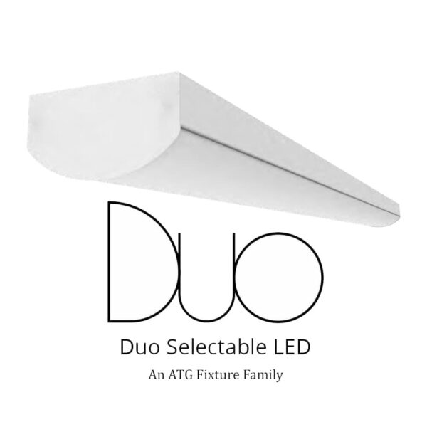 Duo Stairwell Fixture Lsw