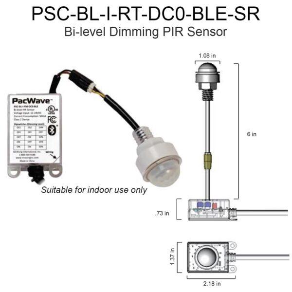 Bi Level Dimming Pir Sensor
