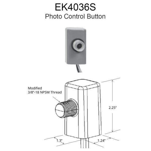 Ek4036s Photo Control Button