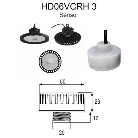 Hd06vcrh 3 Sensor