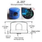 Jl 207 Microprocessor Photocell