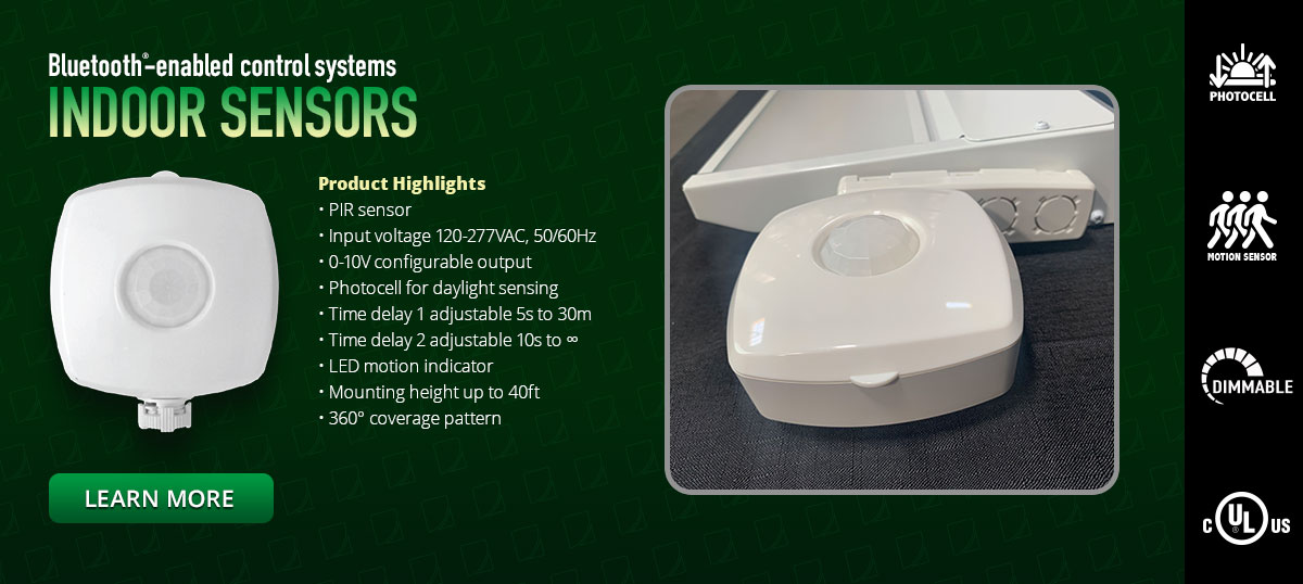 Bluetooth Mesh & Wireless Lighting Controls 3