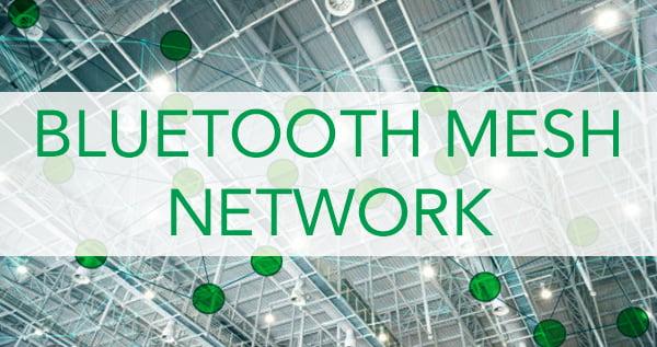 Smart Lighting Bluetooth Mesh Network