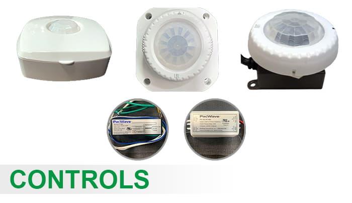 Atg Led Lighting Controls