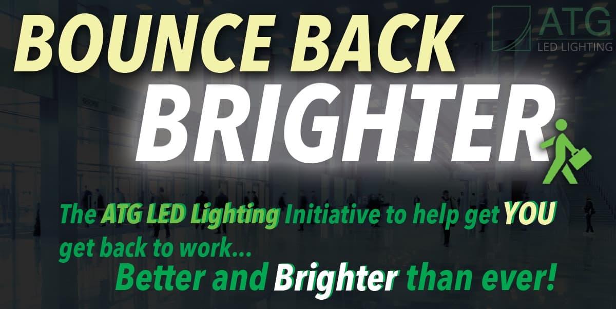 ATG Commercial Led Lighting - Back To Work