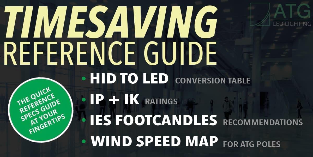 ATG Commercial Led Lighting Guides