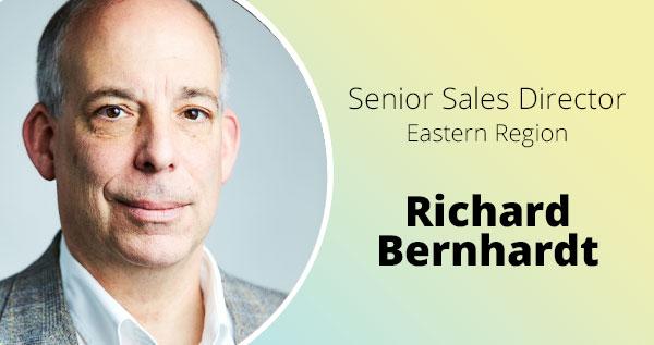 Richard Bernhardt as Senior Sales Director